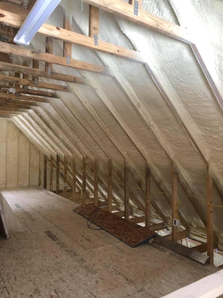 Sound Proof Attic Insulation Orlando