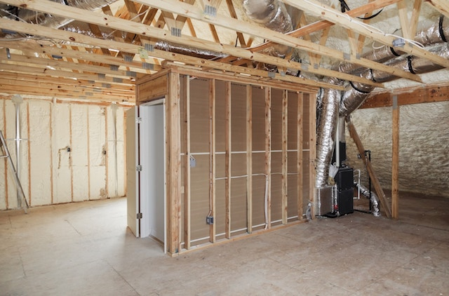 Spray Foam Insulation Home Orlando